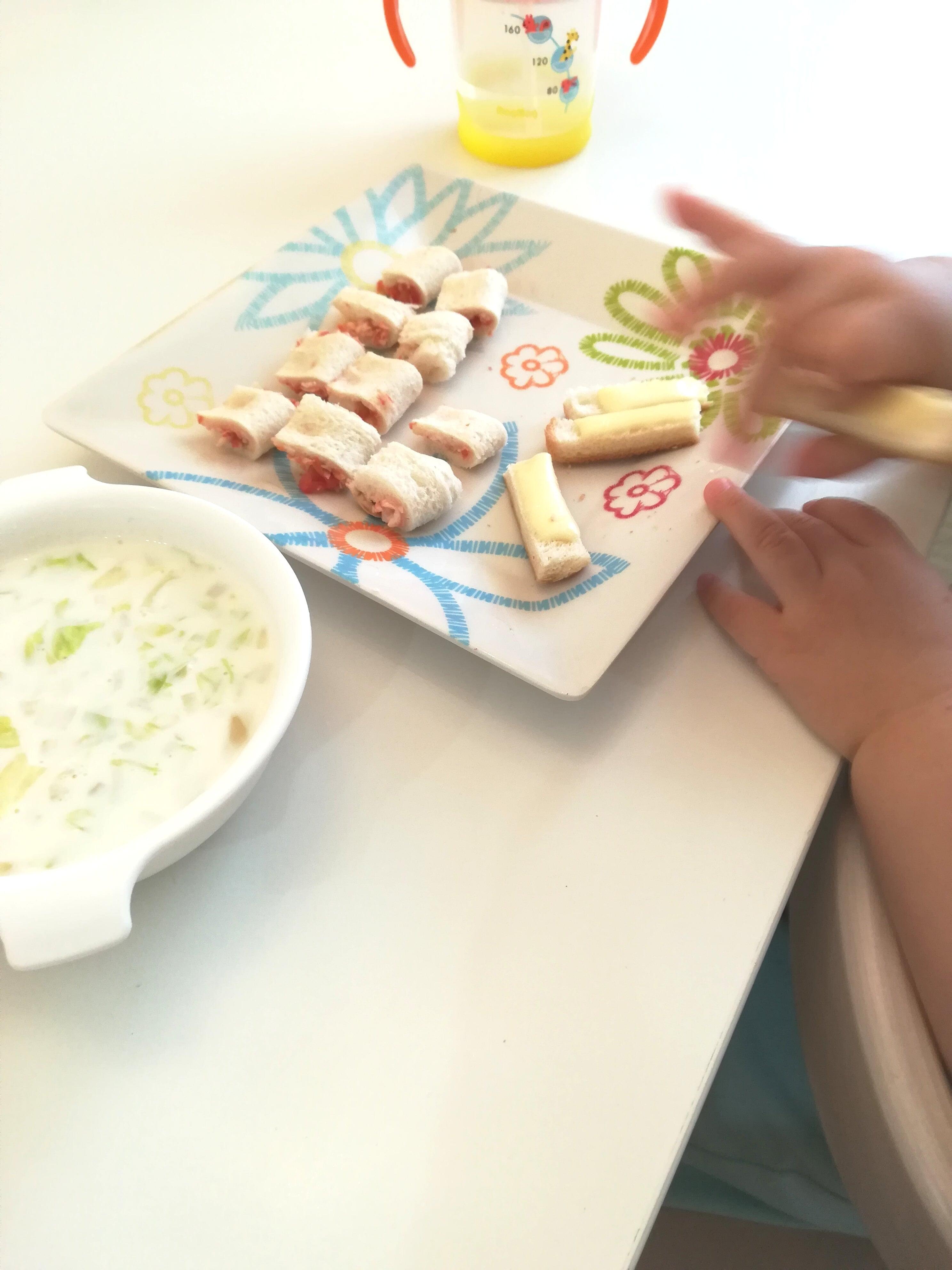 我が家の1歳1か月児が食べている簡単・おおざっぱ・でも栄養◎なごはんを紹介~離乳食完了期~